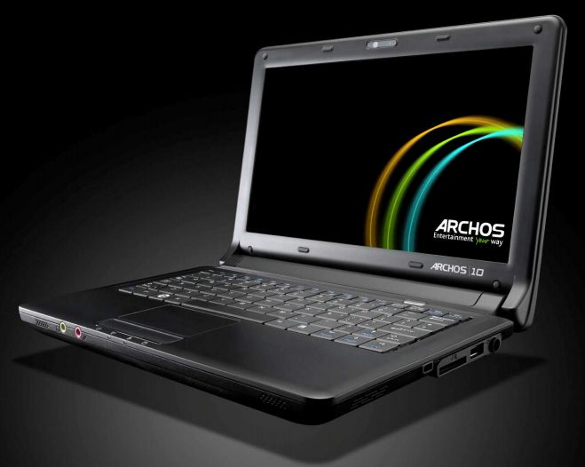 Archos 10 netbook gets price, full specs, delivery estimates