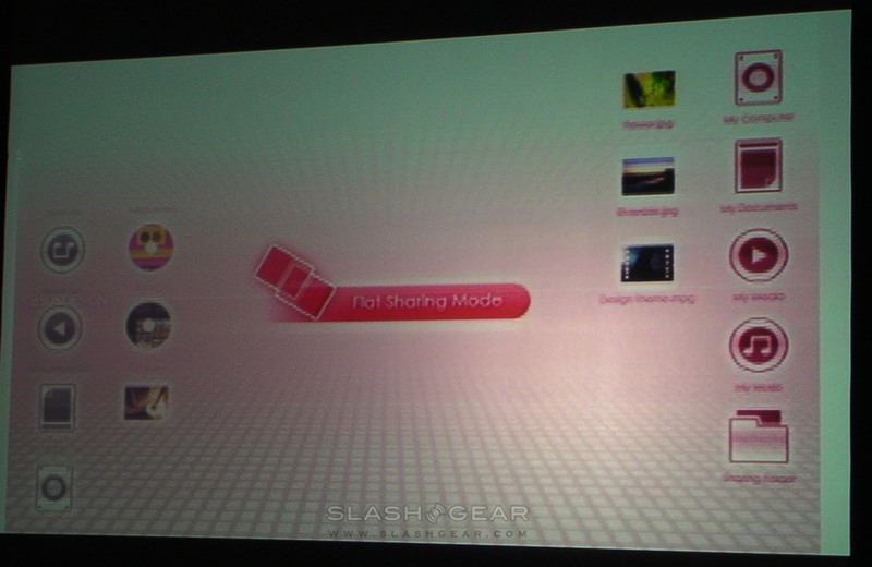 CES 2009: ASUS Shared Computing Concept