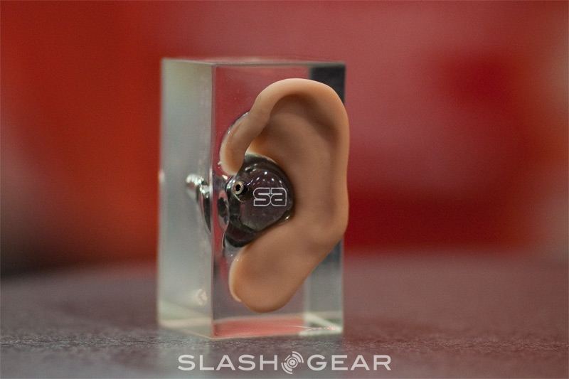 CES 2009: Sleek Audio Custom earphones: Moulding Gallery