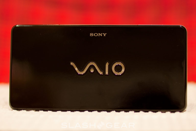 Sony VAIO P in the house: SlashGear first impressions