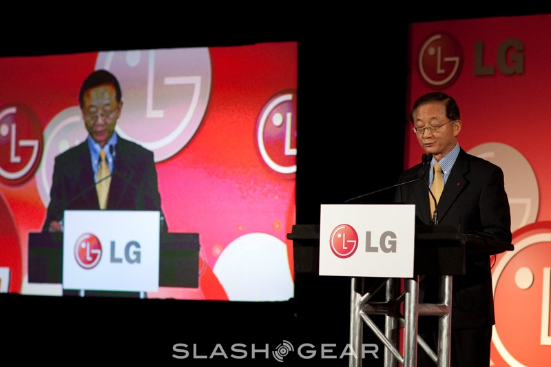 CES 2009: LG 2009 LCD and Plasma HDTV ranges announced