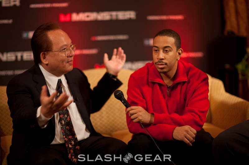 SlashGear meets Ludacris and Monster's Noel Lee: HD Surround Interview