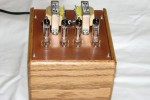 DIY Vacuum Tube iPod Amplifier and Speakers