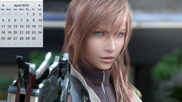 Final Fantasy XIII won't make it to US soil until April 2010