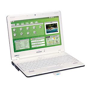 EMTEC unveils new Gdium netbook