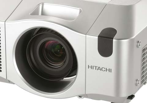 Hitachi 3LCD SVGA+ projector CP-SC635 offers 4000 ANSI lumen