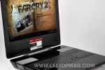 HP Voodoo Firefly concept gaming notebook gets hands-on