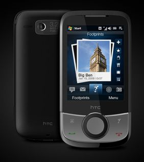 HTC Touch Cruise with HTC Footprints geotagging app announced