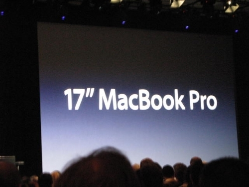 Apple announces new 17-inch MacBook Pro with integrated battery