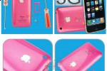 Pink iPhone 3G on eBay sparks rumors: unlikely to be sign of things to come