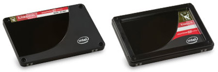 Kingston now offering rebranded Intel solid-state drives