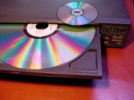 Laserdisc pronounced dead in Japan