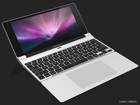 Apple netbook to be made by Foxconn?