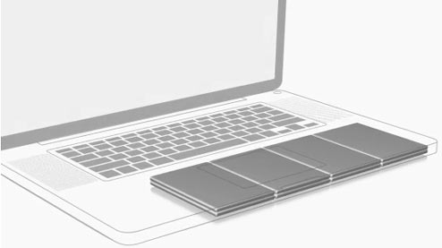 Battery replacement in the 17″ MacBook Pro will cost $179