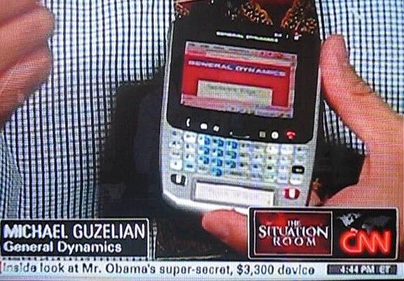 President Obama's super-secret Blackberry cost $3,300!
