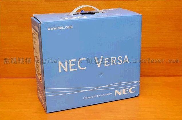 NEC Versa N1100 (aka LaVie Light) netbook gets unboxed