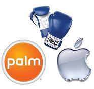Ex-Apple PR delivers Palm's IP response