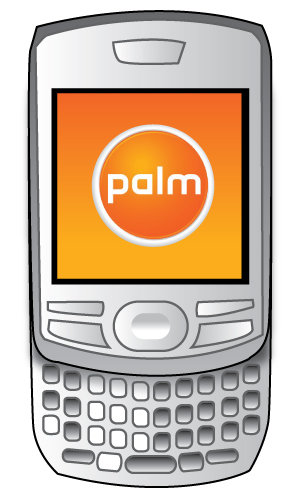 New Palm Nova handset to have touchscreen and QWERTY keyboard?