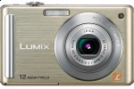 Panasonic DMC-FS25 budget Lumix packs 12MP image sensor