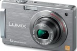 Panasonic DMC-FX580 gets Touchscreen treatment