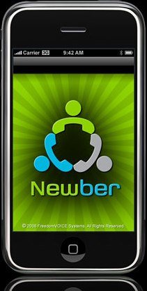 Newber brings call transfers to the iPhone