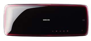 CES 2009: Samsung BD-P4600, BD-P3600 & HT-BD8200 Blu-ray Players