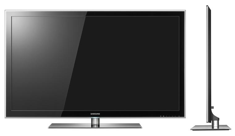 CES 2009: Samsung Luxia LED TV