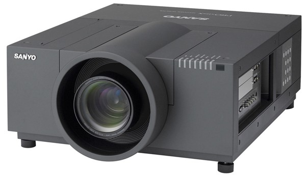 Sanyo announced PLC-XF71, an ultra bright dual-lamp LCD projector