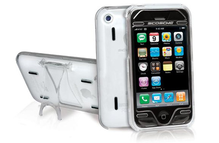 Scosche shows off whole new line up of iPod accessories for CES 2009