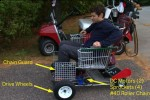 DIY Shopping Cart Go-Cart