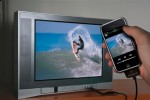 Scosche intros showTIME, basic AV cable for your iPod or Iphone
