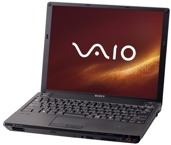 Sony VAIO G3 12.1-inch ultraportable notebooks announced