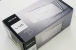 Sony VAIO P gets unboxed