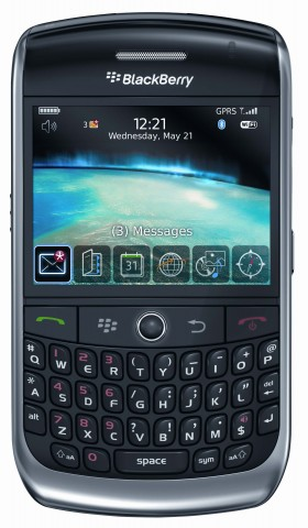 T-Mobile USA and RIM to Offer BlackBerry Curve 8900 in February