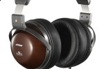 JVC HP-DX700 wooden headphone extends human hearing
