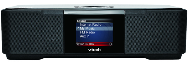VTech rocks out with new Wi-Fi radio