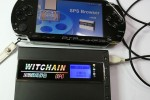 Witchain USB drive enclosure for PSP?