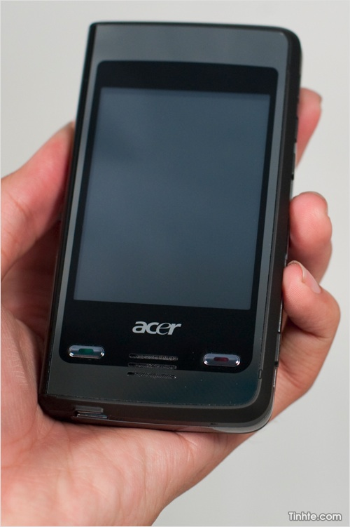 Acer DX650 double-sided GPS smartphone leaks