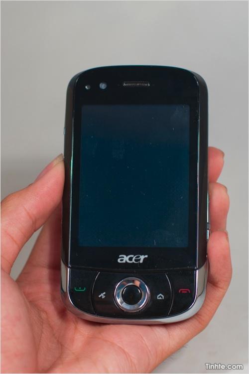 Acer X960 VGA HSDPA smartphone leaks ahead of MWC