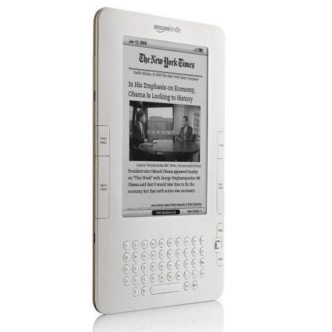Kindle 2 to debut with exclusive Stephen King story?