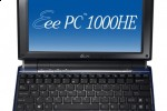 ASUS Eee PC 1000HE Atom N280 netbook up for preorder