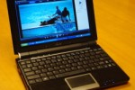 ASUS Eee PC 1000HE early tests: no vast N280 improvement, keyboard good