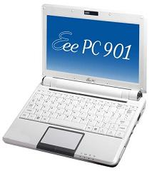 ASUS axing all 8.9-inch Eee PC netbooks in 2009