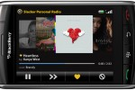 Slacker BlackBerry Storm streaming radio client released
