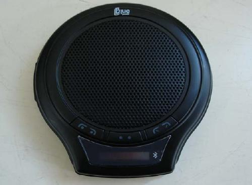Bluepeaker Bluetooth speakerphone & GPS puck