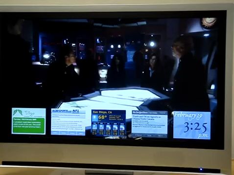 Chumby widgets to appear on Broadcom-based TVs