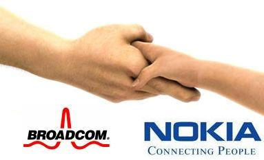 Nokia add Broadcom to 3G chipset grab-bag