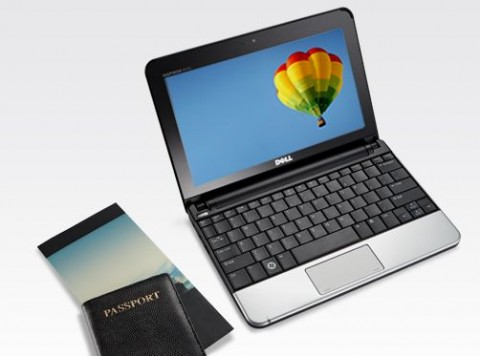 Dell GPS option with CoPilot for Mini 10 netbook next week