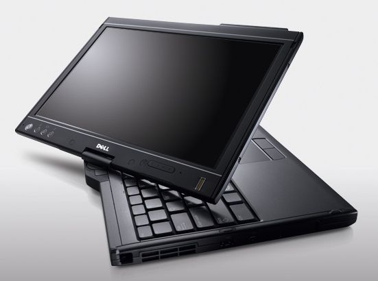 Dell Latitude XT2 multitouch Tablet PC launches