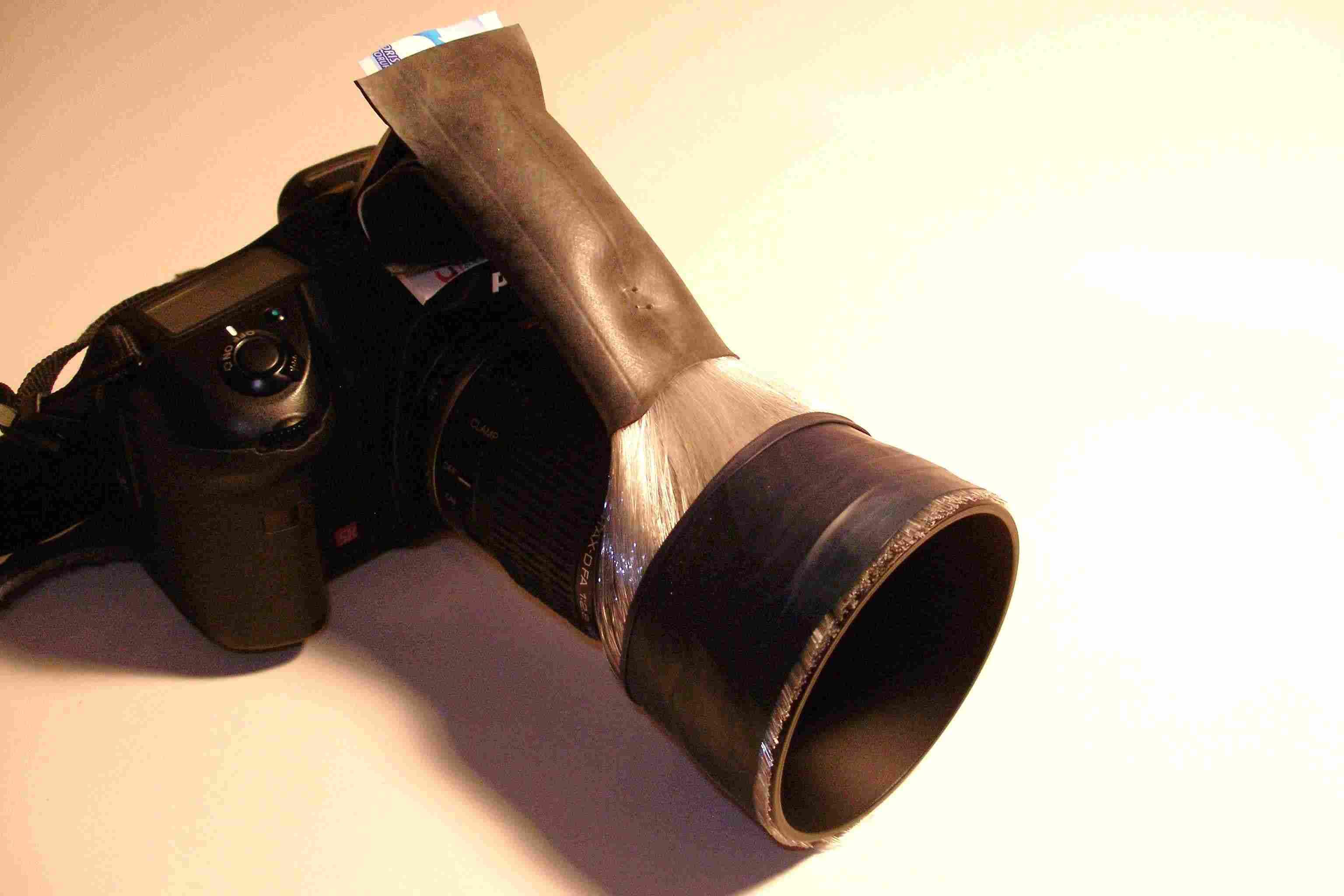 DIY ring-flash for your DSLR